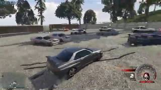 (PC) GTAV fiveM Mad Drift servers are crazy LIT