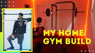 My Resident Doctor Budget Home Gym Build