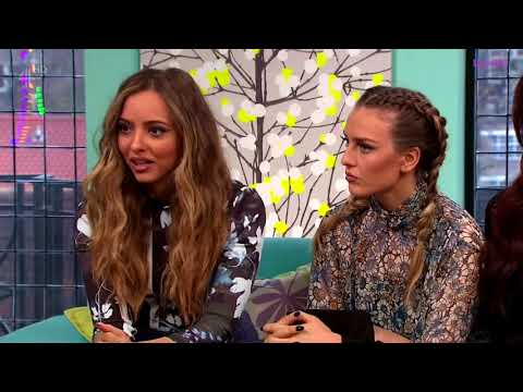 Little Mix - Jade and Perrie's Geordie Accents - Part II