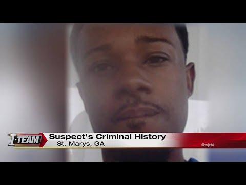 Suspect criminal history