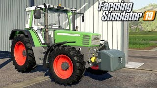 Witam na moim gospodarstwie! - Farming Simulator 19 | #1