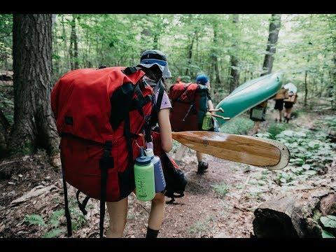Canoe Tripping at TSC