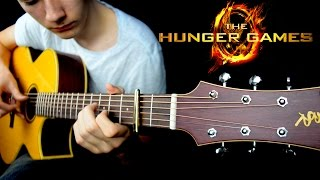 The Hanging Tree - Jennifer Lawrence - Fingerstyle Guitar Cover