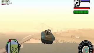Multi Theft Auto Flying Vortex on UNIVERSAL FREEROAM SERVER