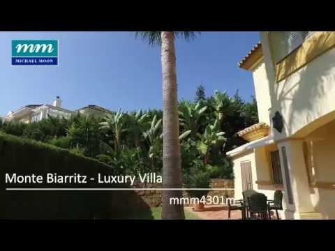 MMM4301M Monte Biarritz   Villa
