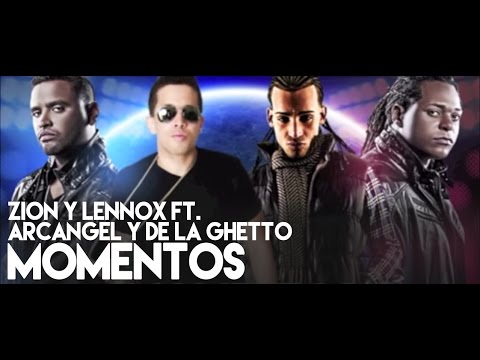 Zion y Lennox - Momentos ft. Arcangel and De La Ghetto (Remix) [Official Audio]