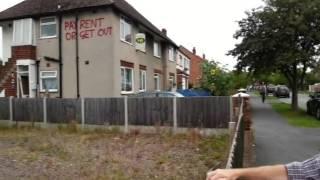 Landlord in wrangle with tenants in Shrewsbury