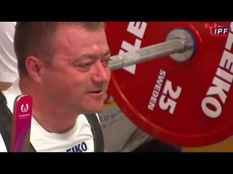 The World Games 2017 Powerlifting Lightweight Men