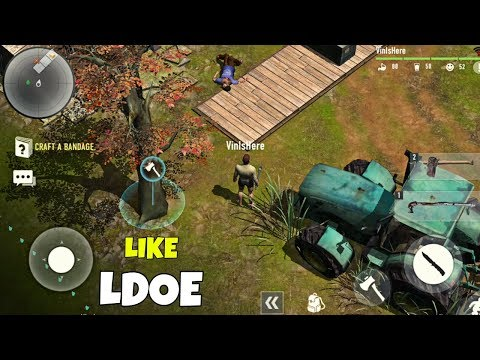 Top 6 Survival Games Like Last Day On Earth For Android