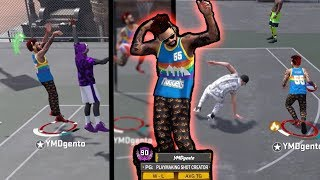 FRIEND PULLS UP TO GET DROPPED! 4x Ankle Breakers! Game Winner Buzzer Beater 3! NBA 2k18 Playground
