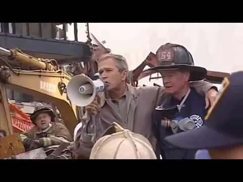 President George W. Bush's Remarks At Ground Zero September 14, 2001