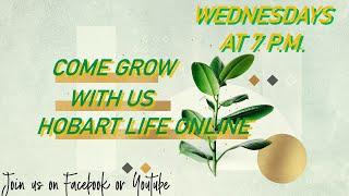 Hobart life week 5 -  Let's Grow Together