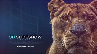 3D Slideshow Creator ( After Effects Project Files ) ★ AE Templates