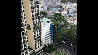 Review căn hộ 2PN tại CC Hà Đô Centrosa Garden, Q10