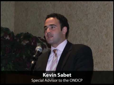 Kevin Sabet, Special Advisor to ONDCP, talks about U.S. drug policy