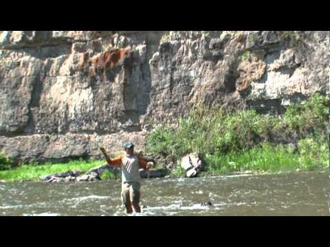 Smith River Flyfishing Expedition's 2011 - Smith River Montana
