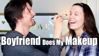 FIANCÉ Does My MAKEUP