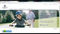 LIfe insurance Zurich uk
