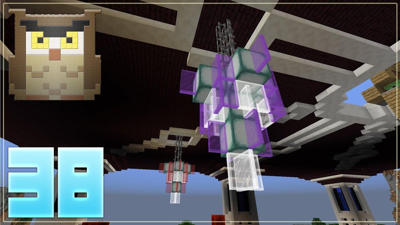 Nightowl e38 sea lantern chandeliers youtube aloadofball Image collections