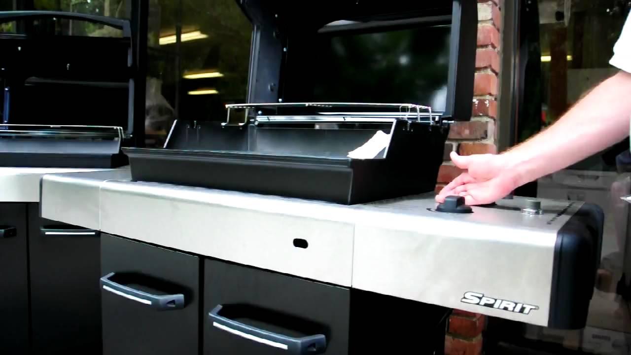 weber spirit e 310 gas grill martha 39 s vineyard youtube. Black Bedroom Furniture Sets. Home Design Ideas