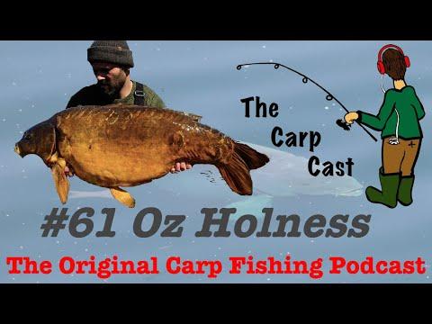 The Carp Cast 61 Ft. Oz Holness