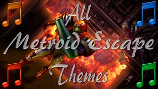 Metroid - Evolution of the Escape Theme