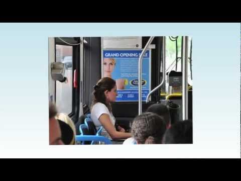 Bus Ads - Advertise Inside the Bus