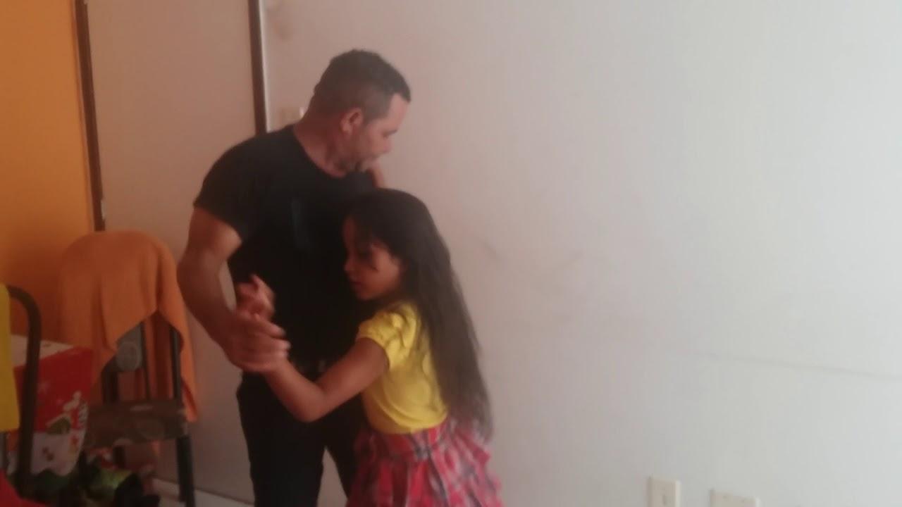 thaisa e sucesso dançando beto Barbosa