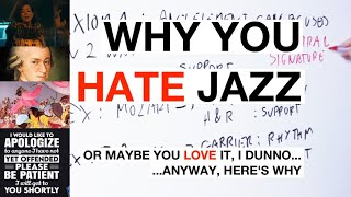 Why You Hate Jazz (Or Hip-Hop, Or Country, Or Classical..): A Theory Of Musical Taste