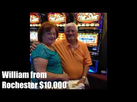 Jackpot Winners | Saratoga Casino Hotel