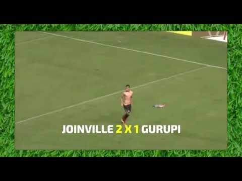Gols - Joinville 3 x 1 Gurupi (Copa do Brasil 2017)