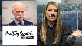 Do Hockey Players Have The Best Moustaches In The World?   Healthy Scratch, Episode 6