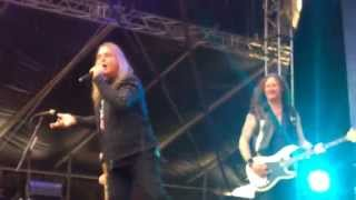 Helloween - My God-Given Right Live @ South Park - Festival, Tampere 6.6.2015