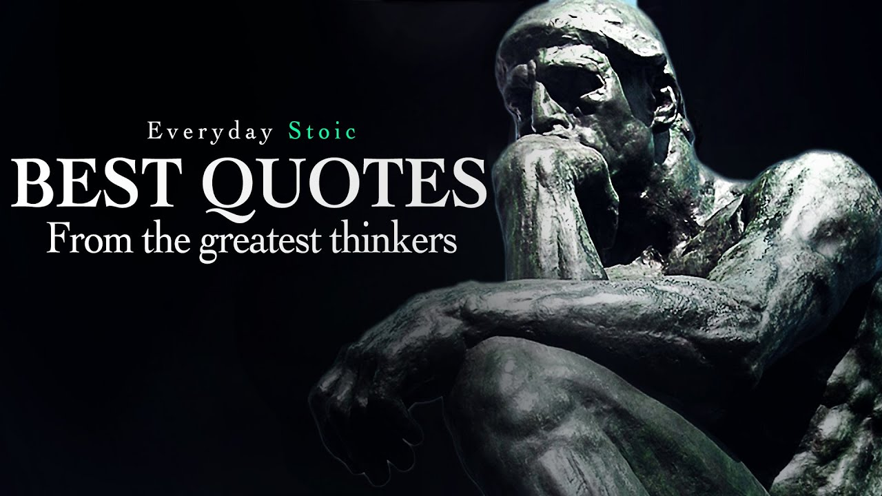 what makes you a great thinker