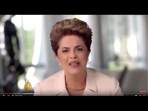 The rise and fall of Brazil's first female president