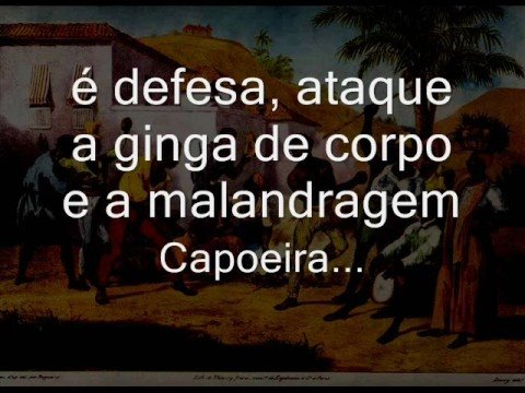 capoeira songs with lyrics