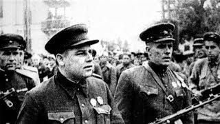 Партизанский парад в Орле 1943 / Partisan Parade in Oryol