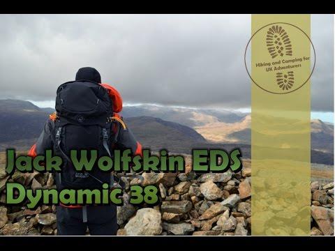 Jack Wolfskin EDS Dynamic Pro 38 Pack |