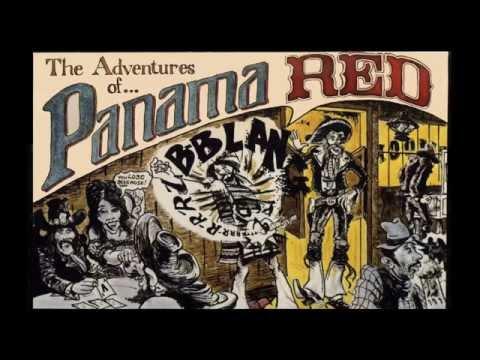 Panama Red ~ New Riders of the Purple Sage ~ 1973 ~ Album Art