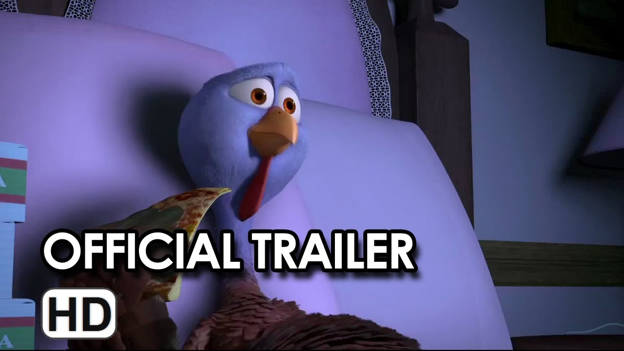 Download Free Birds Official Trailer #1 (2013) - Owen Wilson Animated Movie HD