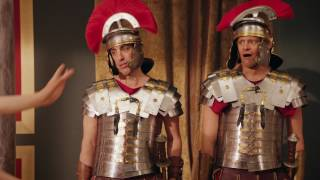 Die Bespaßung von Kaiser Nero - Sketch History | ZDF