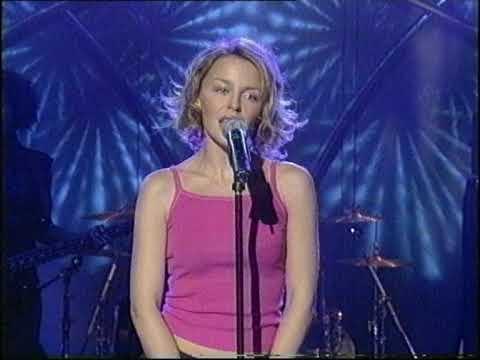 Kylie Minogue - The Ben Elton Show - Breathe HIGH QUALITY