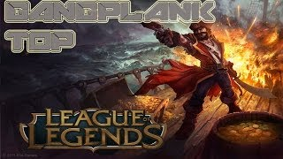 League Of Legends Season 4 - Gangplank Top