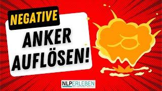 NLP Anker kollabieren - NLP Techniken einfach erklärt