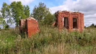Поездка в заброшенную деревню,прошлогодняя экспедиция.(Вот видео с прошлогодней экспедиции по красивейшим местам Кировской области.(Заброшенные деревни, памятни..., 2014-04-26T07:23:32.000Z)