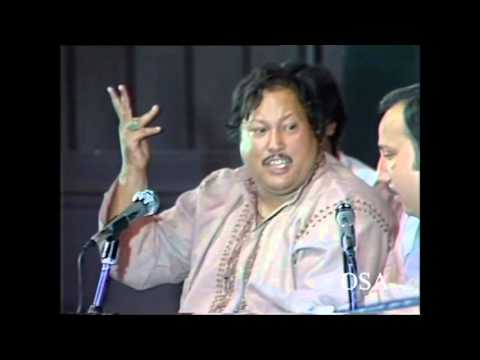 Kande Utte Menu Terian Udeekan -  Ustad Nusrat Fateh Ali Khan - OSA Official HD Video