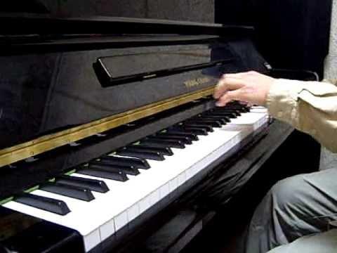 Kevin Kern - Pan's Return piano take 01