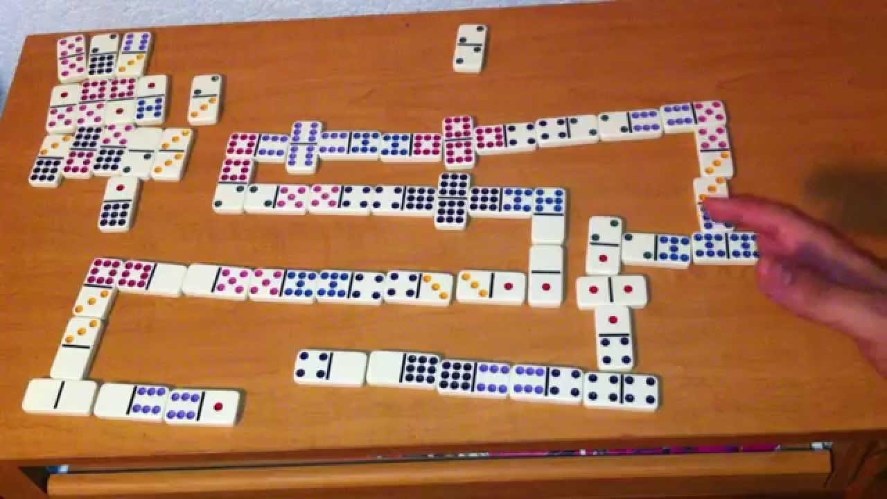 Tutorial para jugar domino cubano o domino doble 9 forma for Donde venden vinilos para pared