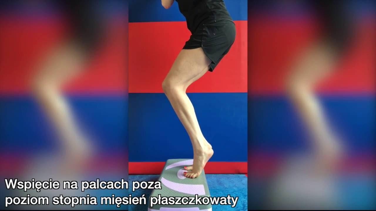 ćwiczenia Stóp Rozciąganie I Wzmacnianie Palców I Mięśni