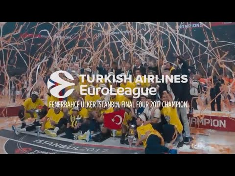 Turkish Airlines: EuroLeague Final Four 2017 | Istanbul